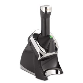 Yonanas Elite Black Healthy Frozen Dessert Maker
