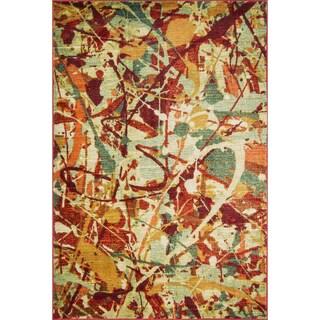 Laurent Autumn/ Multi Rug (2'0x 3'0)