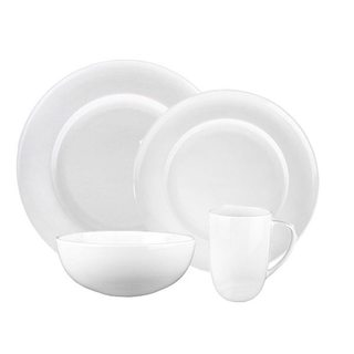 Denby Grace 4-piece Place Setting Dinnerware Set