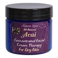 All Natural Acai Concentrated Facial Cream For Dry Skin