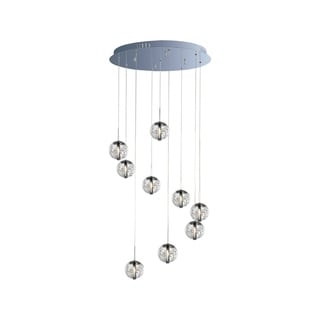 Orb 9-light Pendant