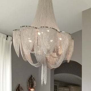 Chantilly 6-light Single-tier Chandelier