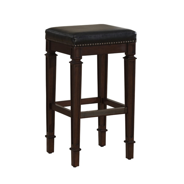 Norbury Brown Bar Height Stool