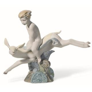 Lladro 'Natural Freedom' Porcelain Figurine