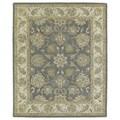 Hand-tufted Joaquin Grey Agra Wool Rug (2' x 3')