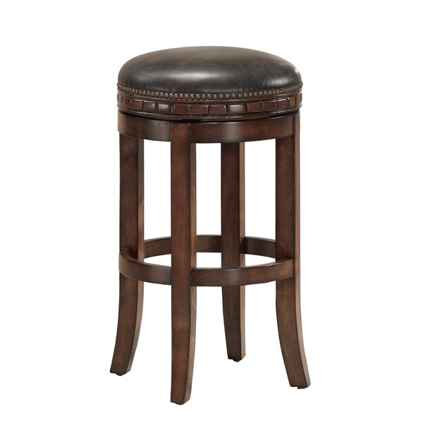 Tremont Brown Bar Height Stool