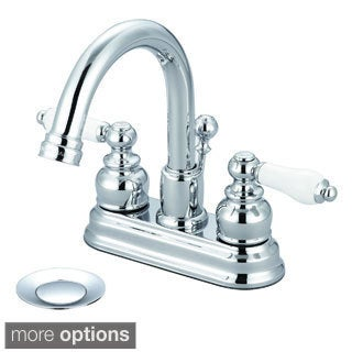 Pioneer Brentwood Series 3BR310 Double-handle Porcelain Lever Handles Bathroom Faucet
