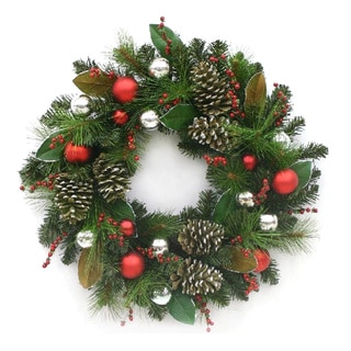 Holiday Wreath Ornament