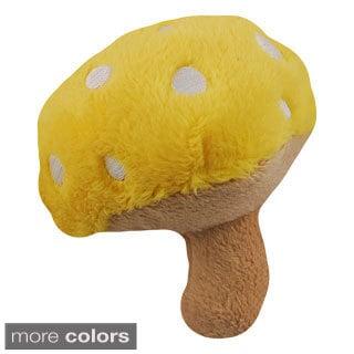 Loopies Teeny Tiny Teacup Mushroom Dog Toy