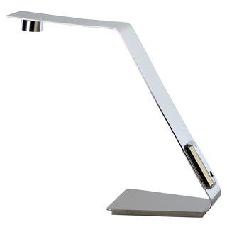 Edgy LED Task Table Lamp