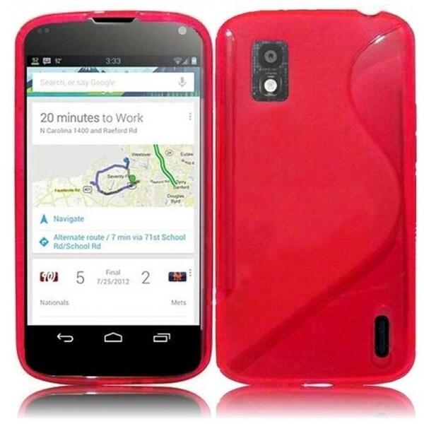 BasAcc TPU Case for LG Nexus 4 E960T