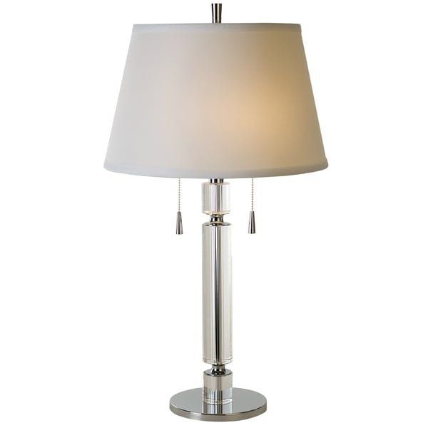 Facetnation Crystal Table Lamp