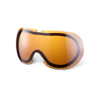 GLX Dual Thermal Pane Replacement Lens for SMB-56 Youth Snow Goggles
