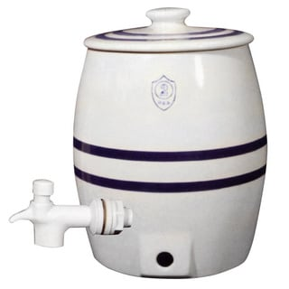 Ceramic 2-gallon Keg with Spigot