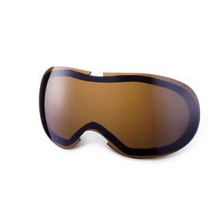 GLX Dual Thermal Pane Replacement Lens for SBP-50 Youth Snow Goggles