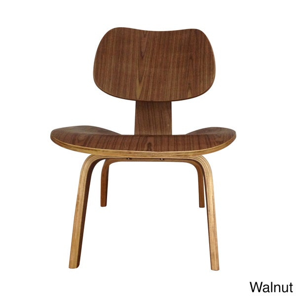 'LCW' Plywood Lounge Chair