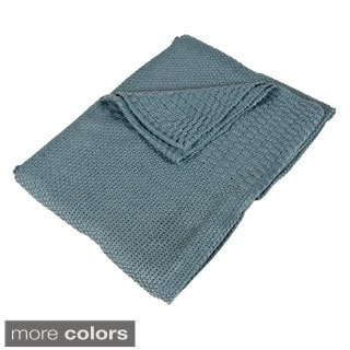Soft Knitted Baby Blanket