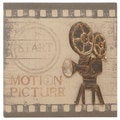 'Motion Picture' Film Wall Decor