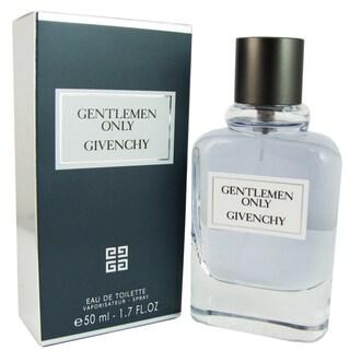 Givenchy Gentlemen Only Men's 1.7-ounce Eau de Toilette Spray