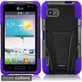 BasAcc Case with Stand for LG Optimus F3 MS659
