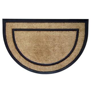 Coir/ Rubber Frame Doormat