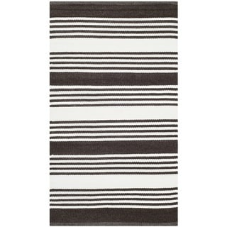 Safavieh Indoor/ Outdoor Thom Filicia Brown Plastic Rug (2'6 x 4')