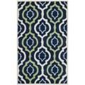Safavieh Handmade Moroccan Chatham Dark Blue 0.5-Pile Wool Rug (3' x 5')