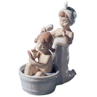 Lladro 'Bathing Beauties' Sculpture