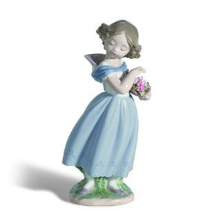 Lladro 'Adorable Innocence' Porcelain Figure