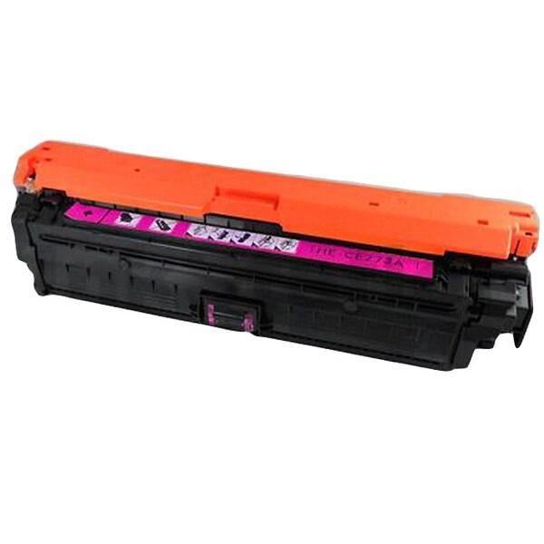 HP CE273A (HP 650A) Compatible Magenta Toner Cartridge