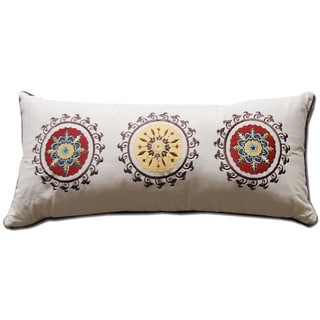Decorative Pillow Rolls : Andorra Neck Roll Decorative Pillow - Overstock Shopping - Great Deals on Throw Pillows