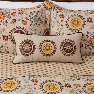 Andorra Neck Roll Decorative Pillow
