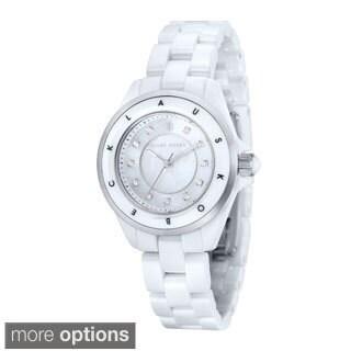 Klaus Kobec Women's 'Luna' Stainless Steel Watch