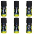 AXE Ris' Men's 4-ounce Deodorant Body Spray (Pack of 6)