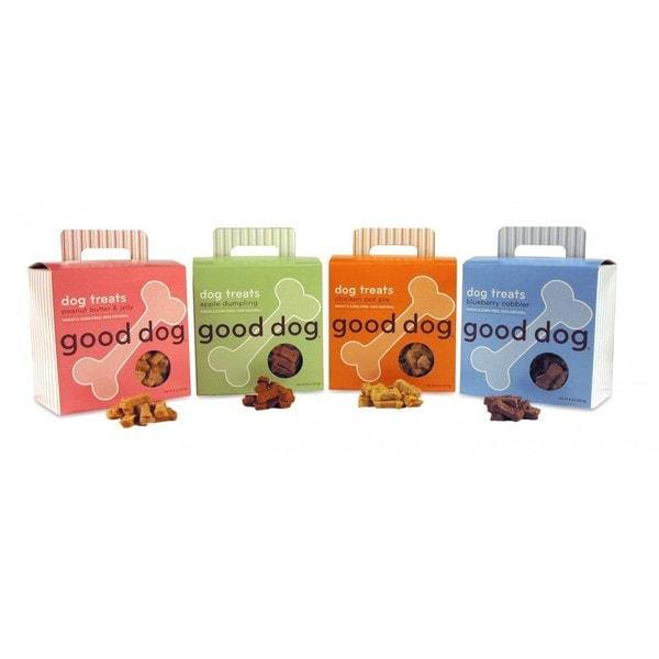 Sojos Good Dog 100 Natural 8-ounce Dog Treats