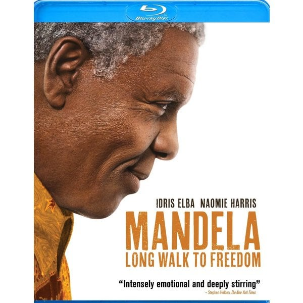 Mandela: Long Walk to Freedom (Blu-ray Disc) 12239317