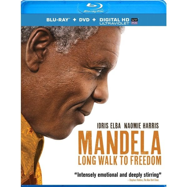 Mandela: Long Walk to Freedom (Blu-ray/DVD) 12239328