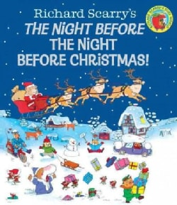 The Night Before The Night Before Christmas! (Hardcover)