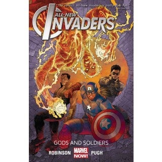 All-New Invaders 1: Gods and Soldiers (Paperback)