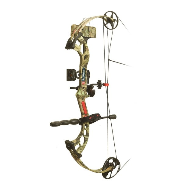 PSE Ready To Shoot Bow Package Surge 29-inch