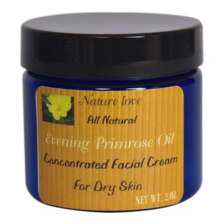 All Natural Evening Primrose Oil Concentrated Facial Cream For dry skin