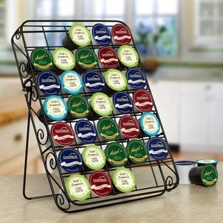 35-count Coffee Pod Storage Rack