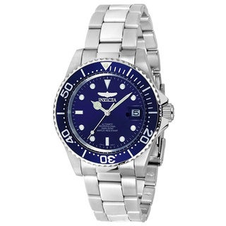 Invicta Men's 9094OB 'Pro Diver' Stainless Steel Watch