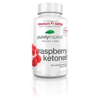 Purely Inspired Raspberry Ketones+ (60 Count)
