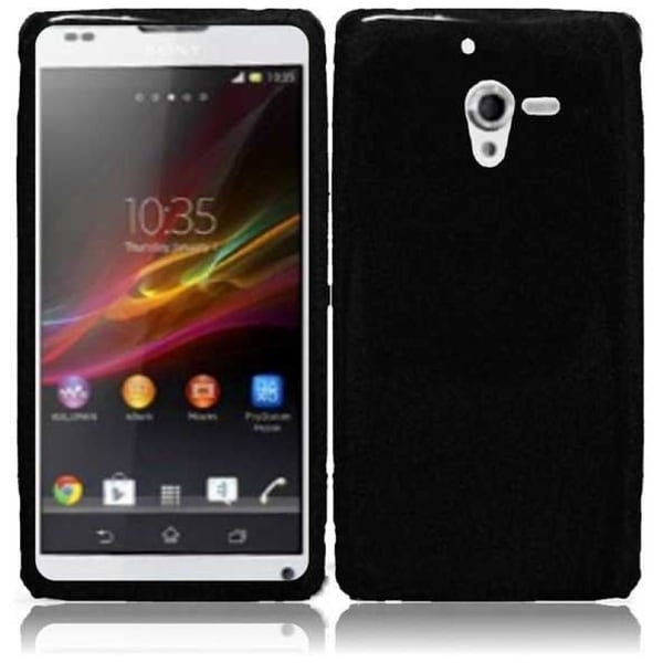 INSTEN TPU Phone Case Cover for Sony Xperia ZL