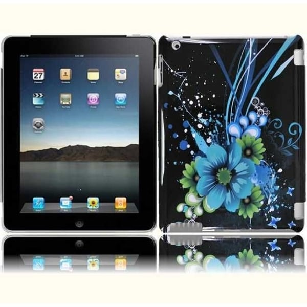 INSTEN Design Tablet Case Cover for Apple iPad 3/ iPad HD