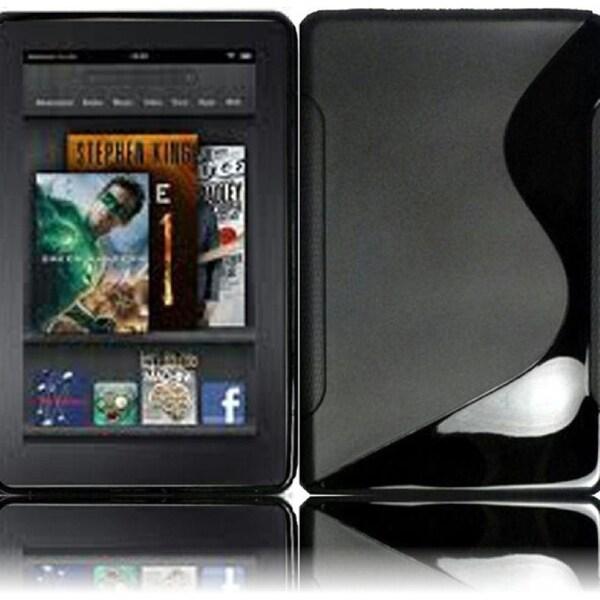BasAcc S-shape TPU Case for Amazon Kindle Fire