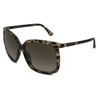 Michael Michael Kors Women's M2882S Charlie Rectangular Sunglasses