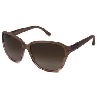 Michael Kors Women's Blush MKS237 Baillie Cat-Eye Sunglasses