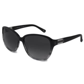 Michael Kors Women's Black MKS237 Baillie Cat-Eye Sunglasses